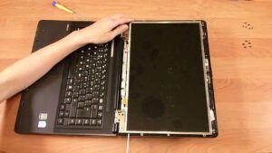 Naprawa podświetlania laptopa