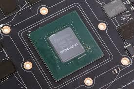Mobilne układy graficzne GeForce